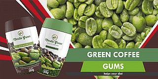 Green Coffee Gums