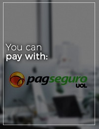 You can pay with Pagseguro