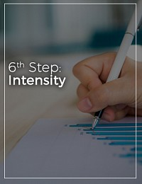 6 Step - Intensity