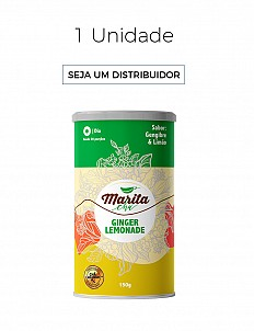Marita Chá - Ginger Lemonade
